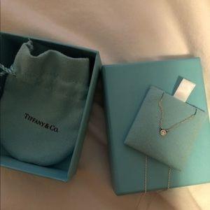Diamond Tiffany & Co. Necklace